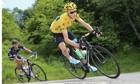 Chris Froome Alberto Contador
