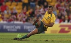 Kurtley Beale Australia