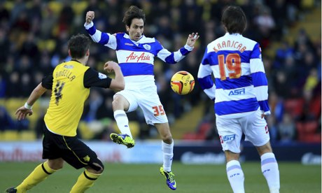 QPR v Watford: Watch a Live Stream of the Championship match