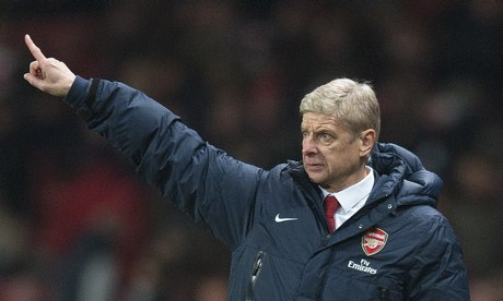 Arsène Wenger, Arsenal manager