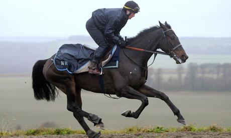 Nico de Boinville riding Sprinter Sacre