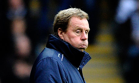 Harry Redknapp Queens Park Rangers Swansea