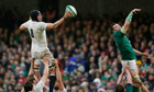 Tom Wood, the No8, believes there are no limits to what England can achieve in the Six Nations