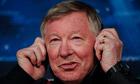 Alex Ferguson Manchester United's Scottish manager Ale