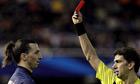 Zlatan Ibrahimovic Valencia vs PSG