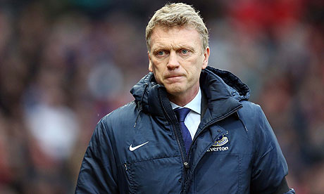David Moyes Everton