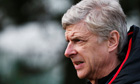 Arsène Wenger, the Arsenal manager, is passionate that no one should write his team off