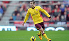 Jack Wilshere Sunderland vs. Arsenal