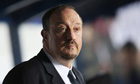 Rafael Benítez admits he would be interested in taking the role of Spain's head coach