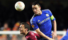 John Terry in action against Sparta Prague