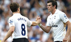Scott Parker  and Gareth Bale