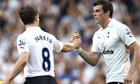 Scott Parker  and Gareth Bale