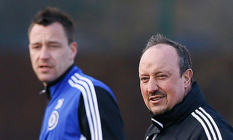 Rafa says he has the backing of Chelseas players, Real Madrid crush Barcelona & are Spurs a 1 man team?