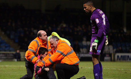Spurs team mates troll Jordan Archer after on loan Wycombe keeper jumped by fan
