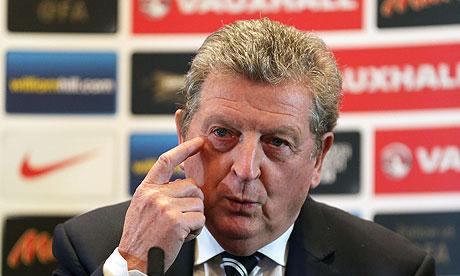 Roy Hodgson Must Grab Chance