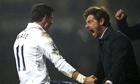 Gareth Bale and André Villas-Boas