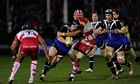 Carl Fearns Bath v Gloucester - Aviva Premiership
