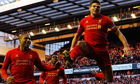 Liverpool 3-2 Tottenham