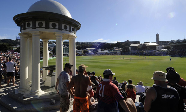 The Basin Reserve