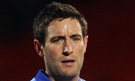 Lee Johnson, the new Oldham manager