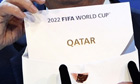 Qatar announced as World Cup hosts
