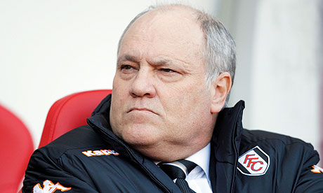 Martin Jol will manage Fulham for at least another season after the club took the option to extend h