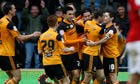 Hull City is the only club in the top six of the Championship in receipt of parachute pa
