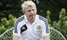 gordon strachan Scotland manager