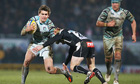 Toby Flood Leicester