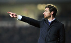 André Villas-Boas, the Tottenham Hotspur manager, has introduced a happy environment at the club