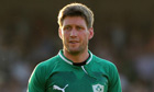 Ronan O'Gara, the Ireland fly-half, has been left out of the squad for the match against France