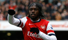 A revtalised Gervinho was happy to score his second goal in successive matches