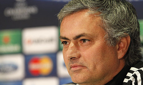 José Mourinho Manchester United v Real Madrid - Real Madrid Press Conference - Old Trafford