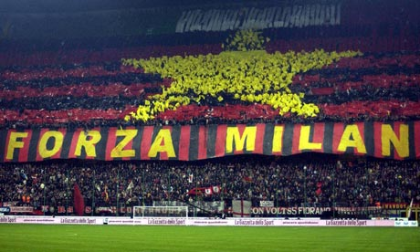 Milan: not Milano.