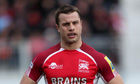Tyson Keats is at the centre of a dispute that he was ineligible to play for London Welsh