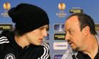Davis Luiz dislikes being left out, but understands Rafael Benítez's need to rest Chelsea players