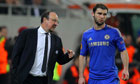 Branislav Ivanovic, the Chelsea defender, has urged his team-mates to be strong for the run-in ahead