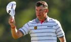 Lee Westwood completes day two of The Masters