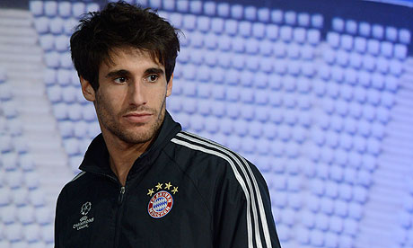 Bayern's Javi Martínez out to prove he is the most German of ...