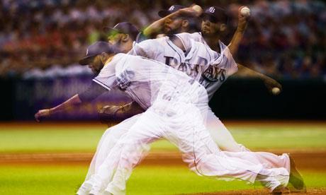 Tampa Bay Rays pitcher David Price