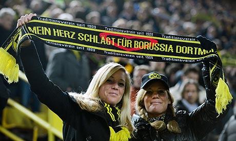 Dortmund Fans Dortmund And Bayern Have Fans