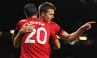 Van Persie and Carrick