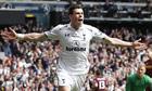 Tottenham Hotspur's Welsh midfielder Gar