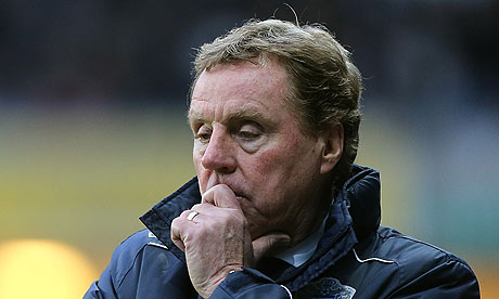 Soccer - Harry Redknapp File Photo
