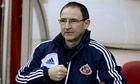 Sunderland's former manager Martin O'Neill