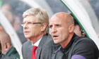 Steve Bould says Arsenal can focus on the league while their London rivals face the strain of Europe