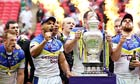 Warrington Wolves - Carnegie Challenge Cup Final
