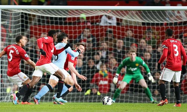 Manchester United v Manchester City ��� as it happened | John.