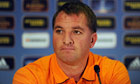 Brendan Rodgers does not want Liverpool to qualify for the Europa L