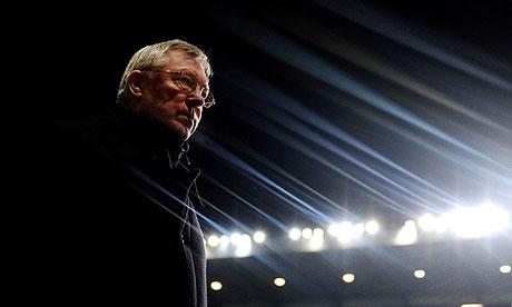 The Great SAF - Sir Alex Ferguson - Image Copyright Guim.Co.Uk